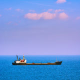 General Cargo Ship Stock Image
