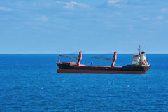 General Cargo Ship Royalty Free Stock Photography