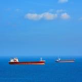 General Cargo Ships Royalty Free Stock Photo