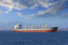 General cargo vessel Royalty Free Stock Image