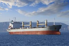 General cargo vessel Royalty Free Stock Photo
