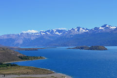General Carrera Lake, Chilean Patagonia Stock Image