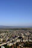 General City View 3. Deva, Romania - General City View Stock Images