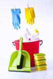 General cleaning Royalty Free Stock Photos