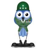 General del pájaro Imagen de archivo libre de regalías