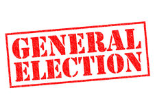 GENERAL ELECTION Stock Images