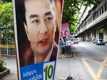 General Election of Thailand Stock Photography