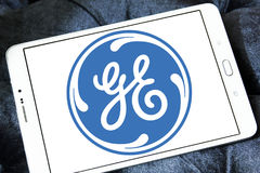 General electric logo Stock Images