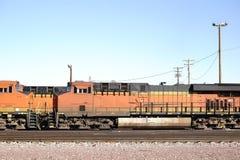General Electric si precipita la locomotiva 9 Fotografia Stock