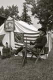 General George Armstrong Custer blick-en-som fotografering för bildbyråer