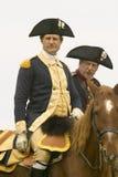 General George Washington Royaltyfri Fotografi
