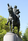 General George Washington Equestrian Statue at Union Square in Manhattan Royalty Free Stock Image
