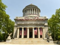 General Grant National Memorial in Riverside Park at Upper Manha. Ttan in New York City, USA Royalty Free Stock Photo