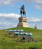 General Hancock at Gettysburg Stock Image