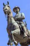 General Hancock Statue Civil War Memorial. General Winfield Scott Hancock Equestrian Statue Civil War Memorial Pennsylvania Avenue Washington DC.  Created by Stock Photo