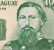 General Jose Edubigis Diaz Stock Photo