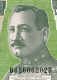 General Jose Maria Orellana Royalty Free Stock Images