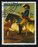 General Jose Palafox on Horseback by Francisco de Goya Royalty Free Stock Photography