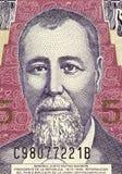 General Justo Rufino Barrios Stock Image