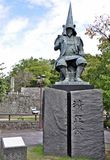 General of Kumamoto castle, Japan Royalty Free Stock Photo