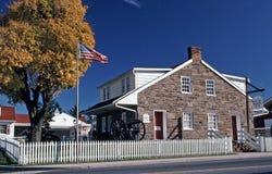 General Lees headquarters at Gettysburg battlefield. Royalty Free Stock Image