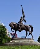 General Logan Monument Royalty Free Stock Photo