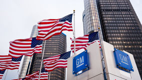 General Motors Stock Photography