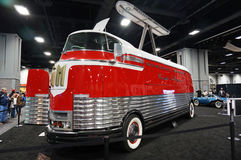 General Motors Futurliner nessun 10 Fotografia Stock