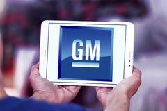 General motors, logotipo do GM Foto de Stock Royalty Free