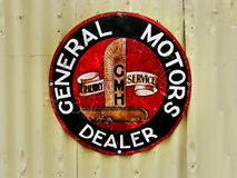 General Motors, Vintage Retro Antiques Ware Royalty Free Stock Photography