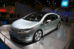 GENERAL MOTORS VOLT Stock Photos