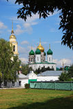 General panorama of Kremlin in Kolomna, Russia. Stock Photos