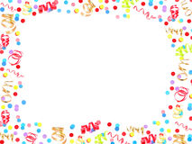 Free General Party Theme Border Stock Photography - 17645062