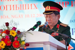 General Phan Chung Kien Stock Images