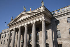 General Post Office, Henry Street, Dublin Royalty Free Stock Image