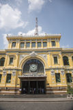 The General Post Office Ho Chi Minh City (Saigon) Royalty Free Stock Photo