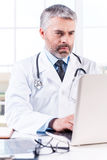 General practitioner. Royalty Free Stock Photos