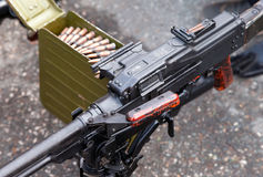 General purpose machine gun Royalty Free Stock Image