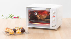 General purpose microwave stove stock image