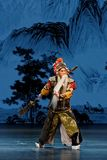 General road section-Chinese Plum Blossom Prize Art Troupe. Chang Dong, national first class actor, twenty-second Plum Blossom Prize winner Chinese Dramatists royalty free stock photography
