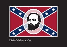 General Robert Edward Lee Imagens de Stock Royalty Free