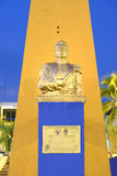 General San Martin monument Stock Photography