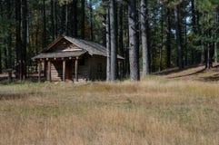 General Springs Cabin Stock Photo