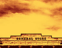 General Store stock image