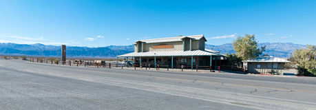 General Store at the Death Valley Stock Images