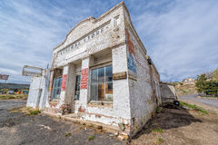 General store of Eureka, USA Royalty Free Stock Photography