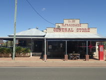 General Store, Ilfracombe, Queensland Stock Images