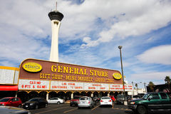 General Store in Las Vegas Stock Photos