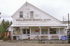 General store, Markleeville, CA Royalty Free Stock Photos