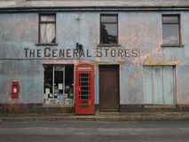 General Stores in Wales UK Royalty Free Stock Images